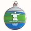 3D Christmas Ornament Pin