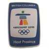 BC Goverment Host Province Pin