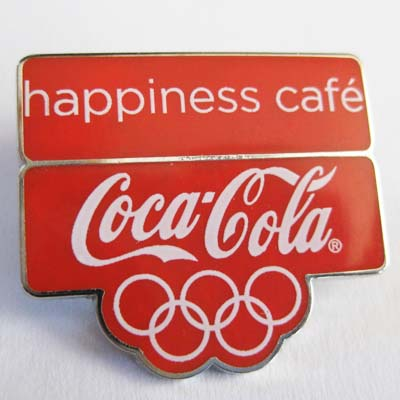 Coca Cola Cafe 2 Pin