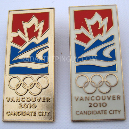 ProtoType Candidate City Pins