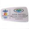 BC Goverment Super Natural Dual Logo Pin