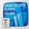 Olympic Village Pin